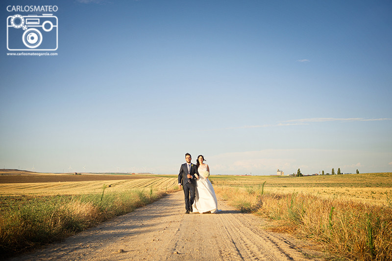 Fotógrafo de boda en Medina del Campo