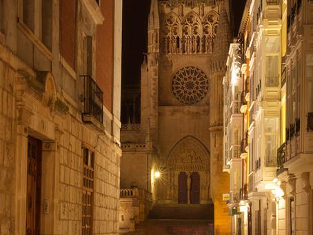 Todo preparado para el Curso de Fotografía en Burgos