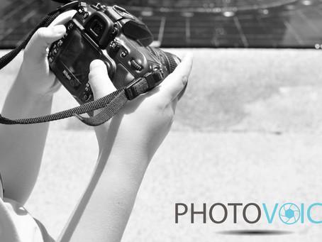 Segunda jornada del proyecto PHOTOVOICE