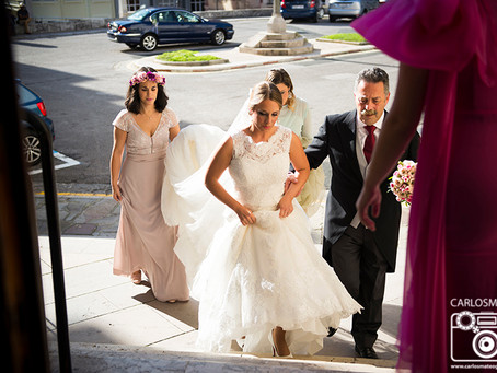 Reportaje de boda de Teresa + Jaime