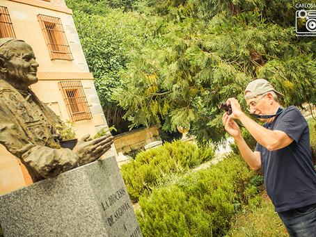 Curso de fotografía en Segovia