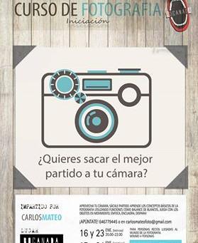 Curso fotografía Zamora