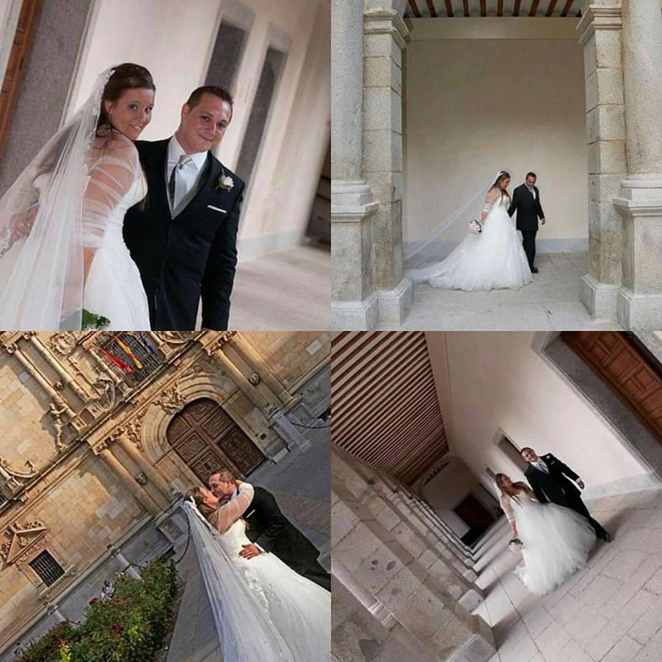 Reportaje de boda en Alcalá de Henares