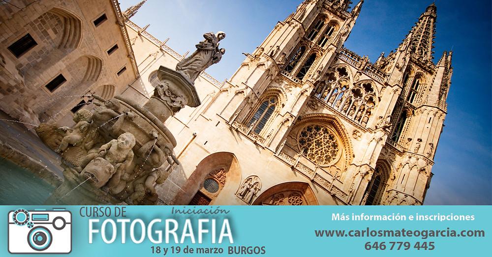 Curso- de fotografía Burgos