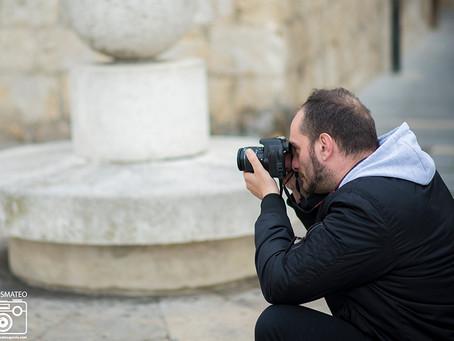 Así fué el Curso de fotografía en Valladolid