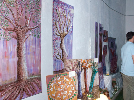 Exposición de Pilar García