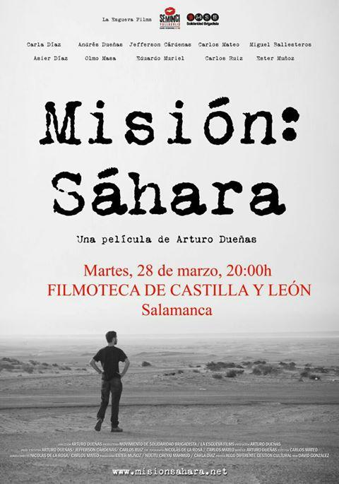 Misión Sáhara