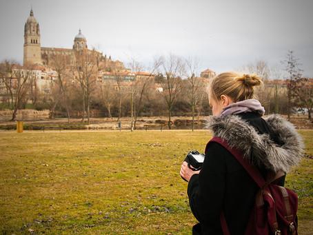 Todo a punto para un fin de semana completito en Salamanca