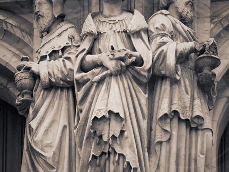 Detalle Catedral Bruselas