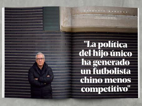 Sesión fotográfica con Gregorio Manzano