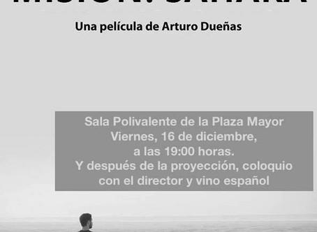 """""""Misión: Sáhara"""" en Aldeamayor"""