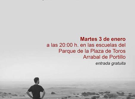 """""""Misión: Sáhara"""" en Arrabal de Portillo"""