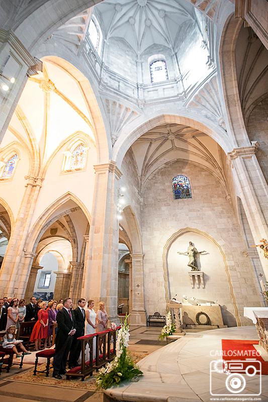 Boda Catedral