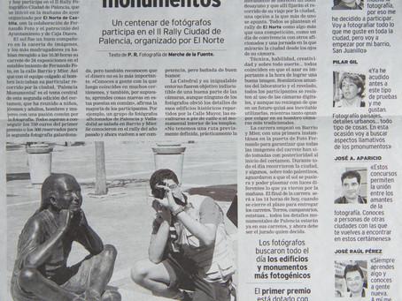 Rally Fotográfico ciudad de Palencia