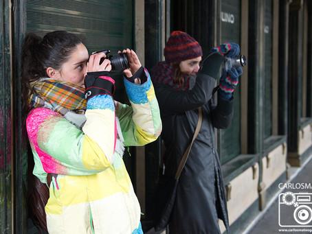 Segundo fin de semana de Curso de Fotografía en Salamanca