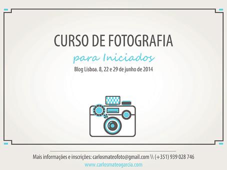 Curso de Fotografía para iniciados
