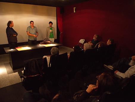 Resumen fotográfico de la presentación del documental Misión: Sáhara en Medina del Campo