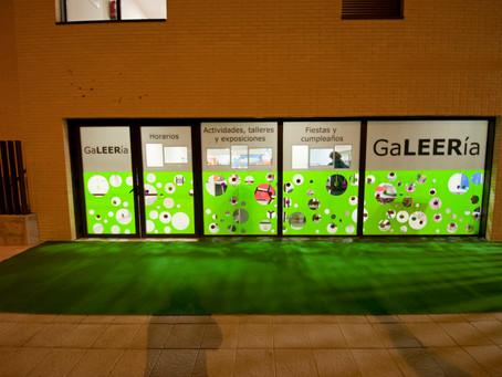 Inauguración de GaLEERía