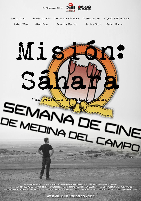 Misión: Sáhara
