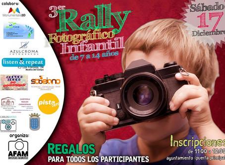 Rally Fotográfico Infantil