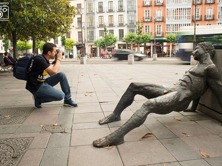 Curso de fotografía en Valladolid