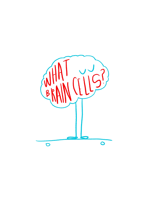 What Brain Cells Print