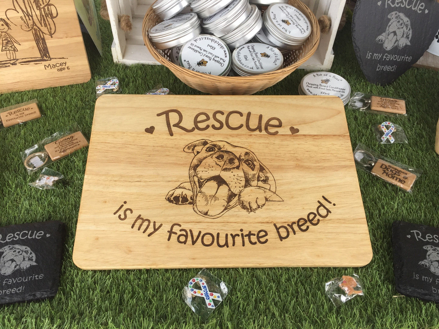 Rescue is my favourite breed!
