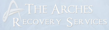 The Arches logo