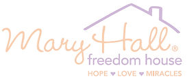 Mary Hall Freedom House logo