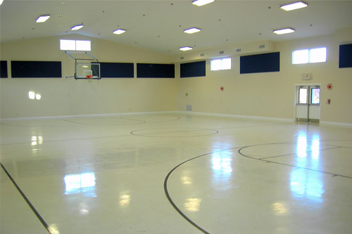 Penfield Christian Homes Gym