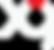 XOLOGY Logo v04 - Symbol v02 (White Ver.