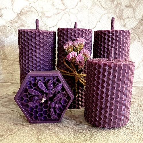 Purple Violet set