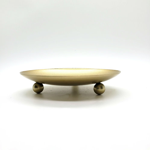 Candle holder (gold)