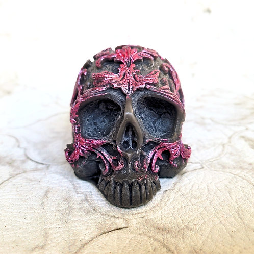 Skull with pattern 1
