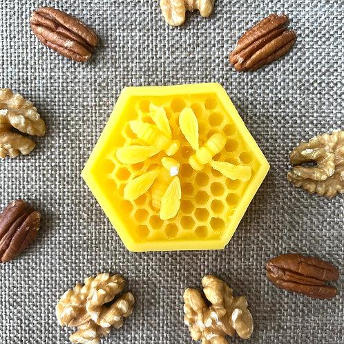 Bee's pentagon