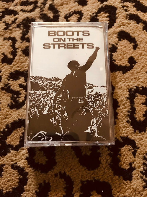 Death Ridge Boys - Boots on the Streets