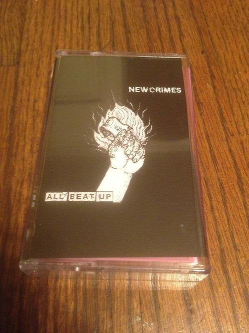 All Beat Up / New Crimes - Split