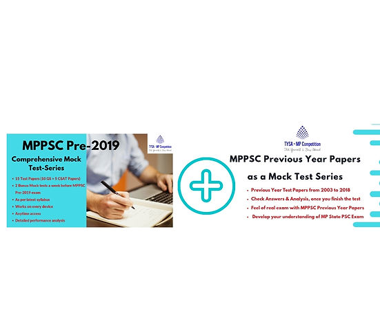 mppsc pre mock test previous year paper.