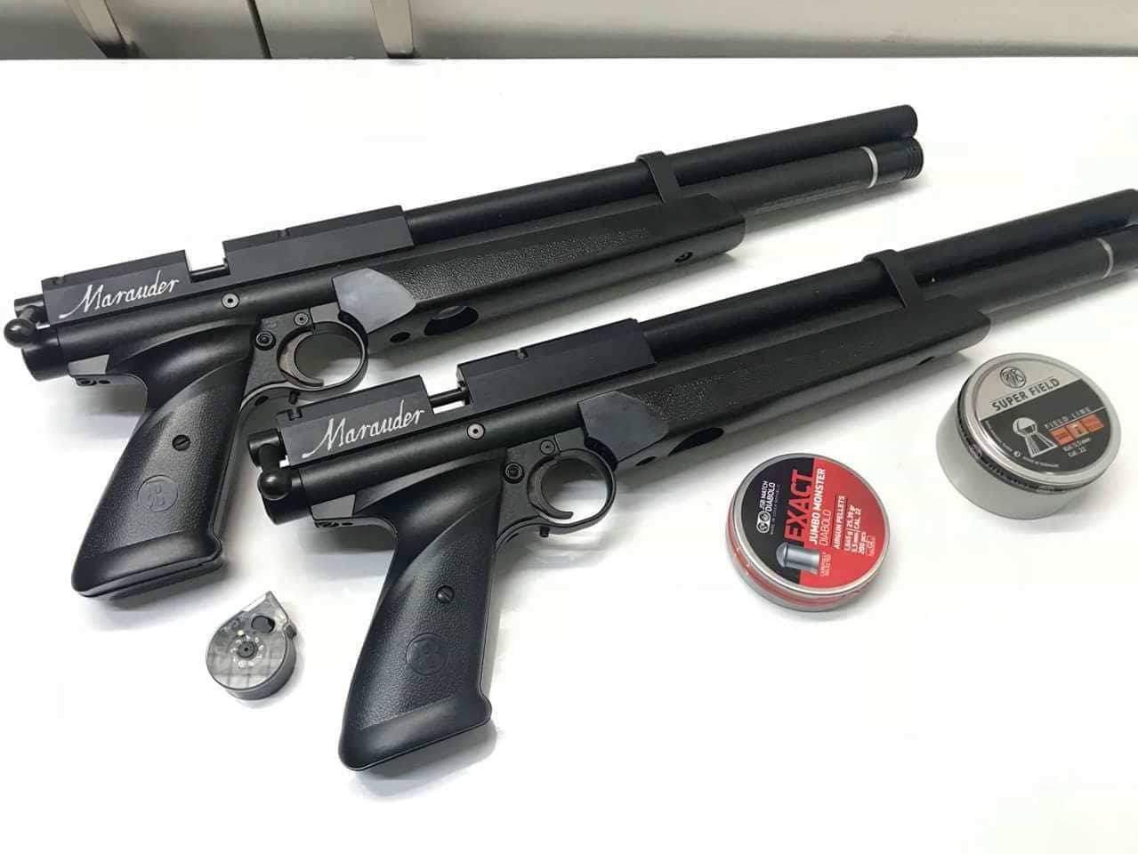 benjamin marauder pistol | Airsoft Mlsia 888