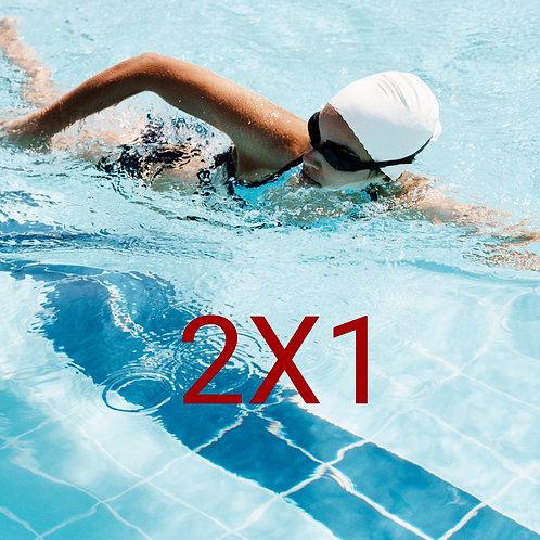 clase natación con estudio biomecánico en Barcelona