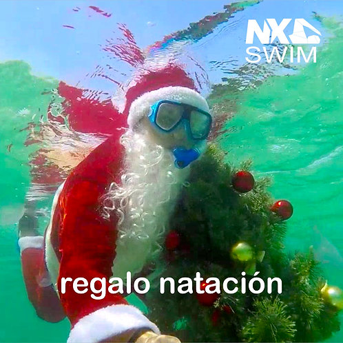 vale regalo para dos clases nx-swim