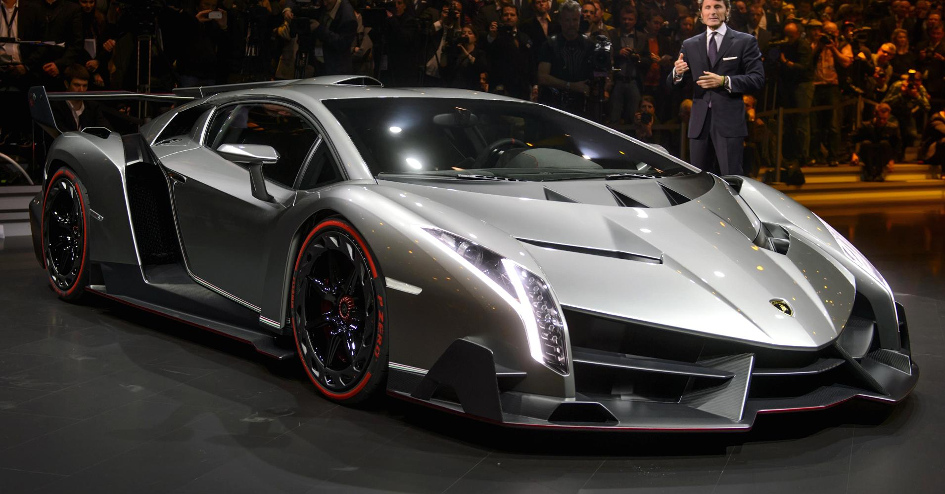 Lamborghini Veneno Roadster Interestingfacts