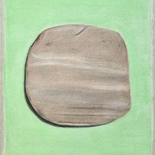 Portrait of a stone