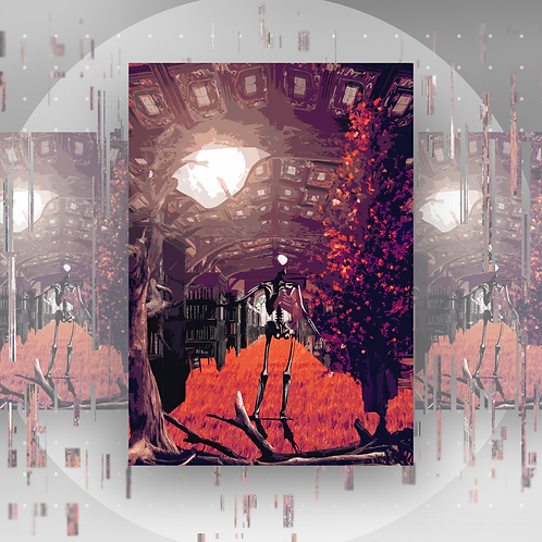 Print Collection 003 - The Silent Forest