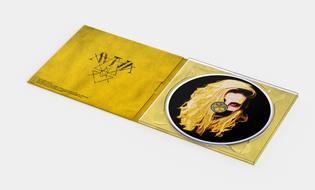AViVA - Volume I merchandise promotional mockup