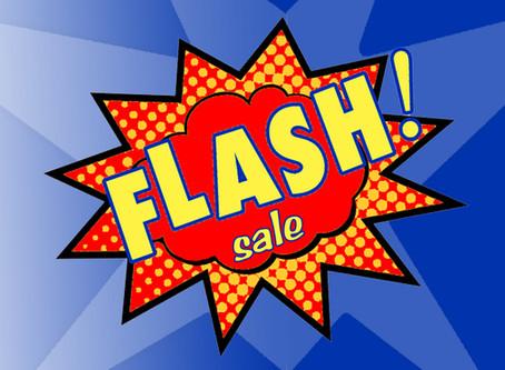 FEDDs FLASH Sale