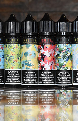 Fruitia 60ml