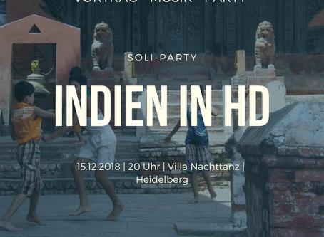 """Veranstaltung """"Indien in HD"""" - Fokus auf Bildungspolitik"""