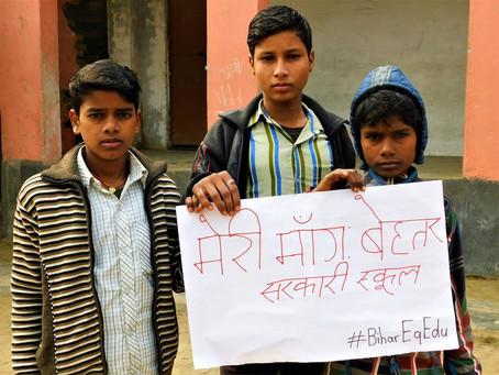 Chancengleichheit für Indiens Kinder