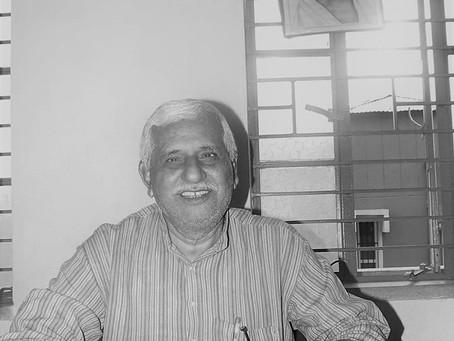 Wir trauern um Ganesh Prasad Singh